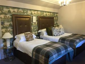 Banchory Lodge Hotel Review Aberdeenshire Scotland Travel