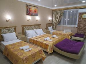 Hotel Gulya - Nizhnenikolayevskoye