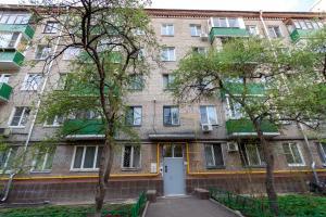 Apartment on Malaya Pirogovskaya 23, Ferienwohnungen  Moskau - big - 72
