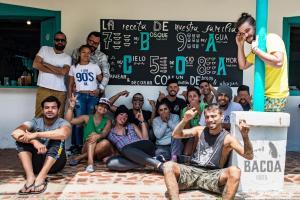 Bacoa Hostel, Hostelek  Guatapé - big - 20