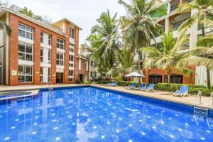 1-BR apartment with a pool/67912