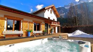 Mont Blanc Spa Chalet - Hotel - Chamonix