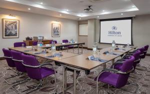 Hilton Cambridge City Centre, Hotely  Cambridge - big - 8