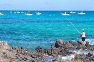 Luxe Punta Mujeres Sea Views!, Apartmanok  Punta de Mujeres - big - 9