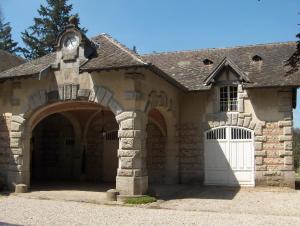 Château de Joyeux - gîte du Miroir