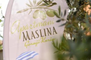 Studio Apartment Maslina