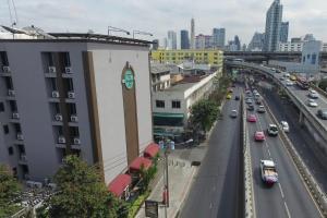 Отель Bangkok City Suite, Бангкок