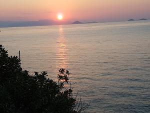 Endless Blue Aegina Greece