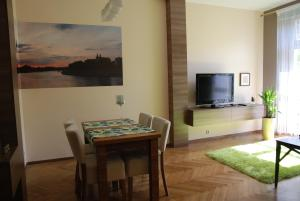 Excellent apartment with balcony
