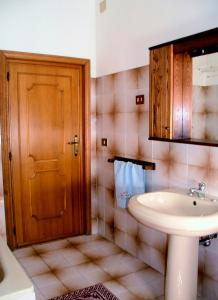 Doppel-/Zweibettzimmer mit externem eigenen Bad