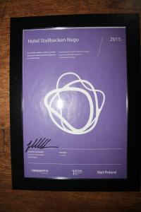 Hotel Stallbacken Nagu, Hotely  Nauvo - big - 56