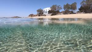 obrázek - Unique Beachfront Cycladic Villa @ Agios Prokopios