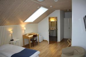 Hotel Stallbacken Nagu, Отели  Науво - big - 8