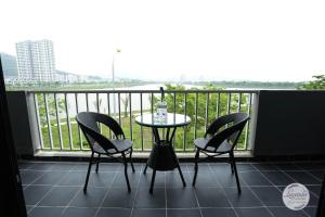 Lavender House, Apartmány  Ha Long - big - 136
