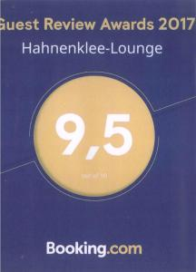 Hahnenklee-Lounge