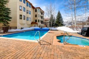 Meadows Condos at EagleRidge by Wyndham Vacation Rentals, Апарт-отели  Стимбот-Спрингс - big - 94