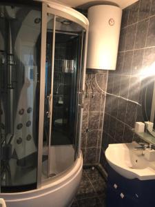 Apartament Bella, Apartmány  Jurilovca - big - 12