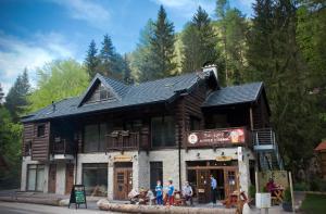 Pensiune The Dragon's Lair Chalet Demänovská Dolina Slovacia
