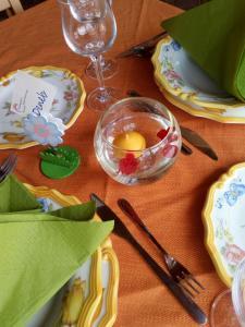 Villa del Sole Relais, Bed & Breakfasts  Agrigent - big - 126