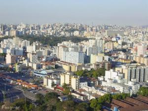 Hostel Garoa Santana, Хостелы  Порту-Алегри - big - 31