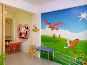 Disney B&B, Bed & Breakfast  Città di Taitung - big - 9