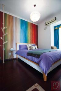 Yihong Road Apartment 00007890, Апартаменты/квартиры  Гуанчжоу - big - 2