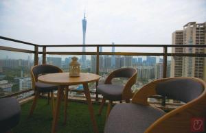 Yihong Road Apartment 00007890, Апартаменты/квартиры  Гуанчжоу - big - 3