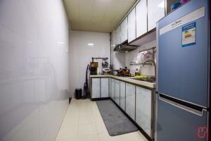 Yihong Road Apartment 00007890, Апартаменты/квартиры  Гуанчжоу - big - 4