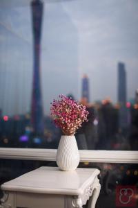 Yihong Road Apartment 00007890, Апартаменты/квартиры  Гуанчжоу - big - 8