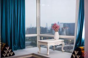 Yihong Road Apartment 00007890, Апартаменты/квартиры  Гуанчжоу - big - 13