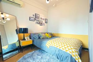 South Donghua Road Apartment 00112410, Apartmány  Kanton - big - 2