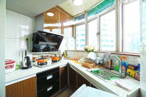 South Donghua Road Apartment 00112410, Apartmány  Kanton - big - 8