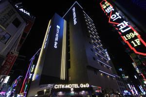 City Hotel G&G, Отели  Пусан - big - 1
