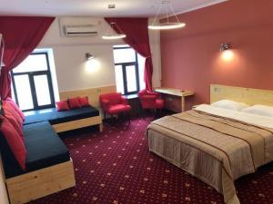 Accommodation in Ivanovskaya