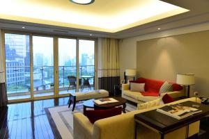 Lanson Place Jinlin Tiandi Residence Shanghai, Aparthotels  Shanghai - big - 40