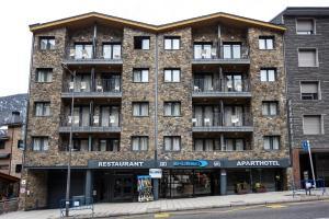 Aparthotel Shusski, Apartmanok  Encamp - big - 1