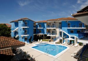 Stratos Hotel, Hotely - Afitos
