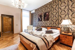 Aparthotel Oberża, Апарт-отели  Краков - big - 82