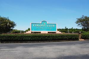 Colony Club M6 Condo - Bon Secour