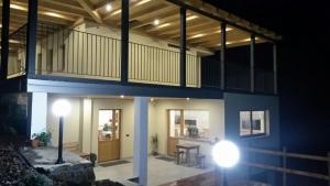 Accommodation in Civo