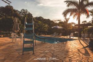 Pousada Colina Boa Vista, Pensionen  Piracaia - big - 1