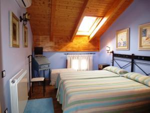 Casa Rural Patiño, Vidiecke domy  Quintanas de Gormaz - big - 6