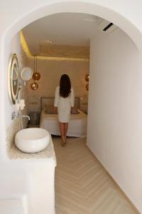 Spiros, Апарт-отели  Наксос - big - 60