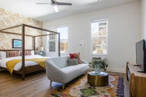 Charming Little Italy Suites by Sonder, Apartmány - San Diego
