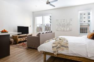 Charming Little Italy Suites by Sonder, Apartmány  San Diego - big - 58