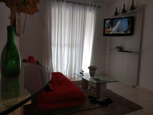 Dunas de Guarajuba, Appartamenti  Monte Gordo - big - 7