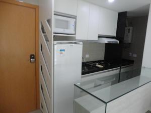 Flat Graças Prince 2 quartos, Apartmány  Recife - big - 21