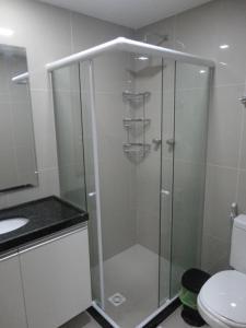 Flat Graças Prince 2 quartos, Apartmány  Recife - big - 22