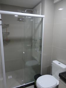 Flat Graças Prince 2 quartos, Apartmány  Recife - big - 24