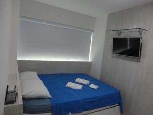 Flat Graças Prince 2 quartos, Apartmány  Recife - big - 27